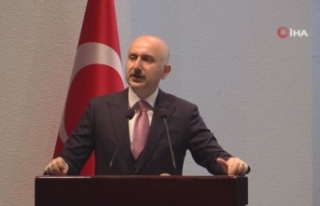 """Bakan Karaismailoğlu: """"Kanal İstanbul'un..."""