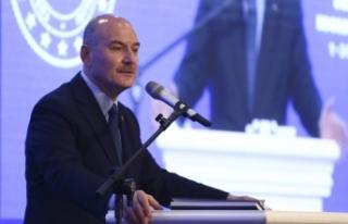 Bakan Soylu, Türk Polis Teşkilatı'nın 176. kuruluş...