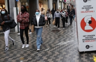 Belçika'da 'zorunlu olmayan' seyahatlere...
