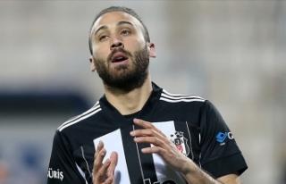 Beşiktaşlı futbolcu Cenk Tosun taburcu edildi