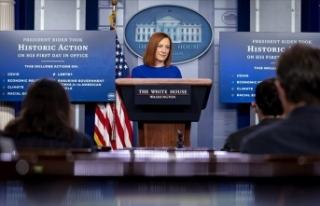 Beyaz Saray: Putin'in Biden'ın zirve davetini...