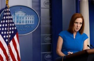Beyaz Saray Sözcüsü Psaki, ABD'nin Moskova...