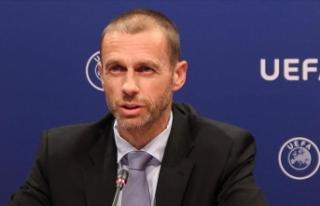 Ceferin: UEFA turnuvalarının Atalanta'ya, Celtic'e,...