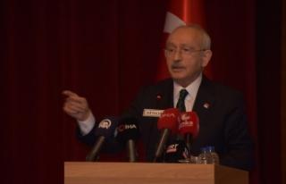 """CHP Genel Başkanı Kılıçdaroğlu: """"HDP ayrı..."""