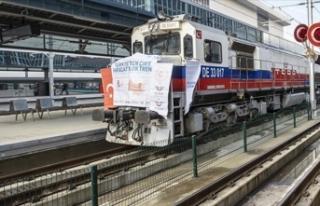 Çin'e yapılan bor ihracatında ikinci tren yola...