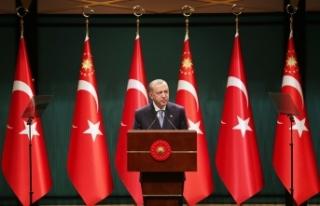 Cumhurbaşkanı Erdoğan 'D-8 Zirve Toplantısı'na...