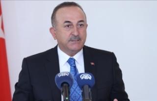 Dışişleri Bakanı Çavuşoğlu: Mısır'la...