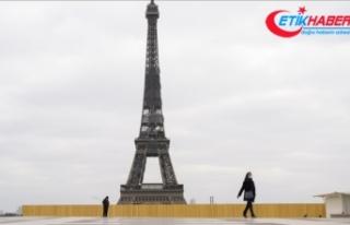 Fransa, Kovid-19 salgınında 1 yılın ardından...