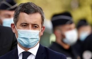 Fransa İçişleri Bakanı Darmanin'den cami saldırılarına...