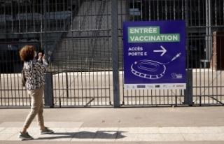 Fransa'da son 24 saatte 66 bin 794 yeni vaka