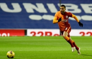 Galatasaray, Omar Elabdellaoui'nin önce sağlığına...