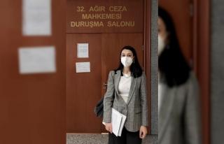 Gazeteci Melis Alphan'ın 7,5 yıla kadar hapsi...
