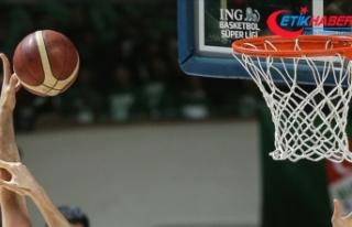 ING Basketbol Süper Ligi'nde Kovid-19 nedeniyle...