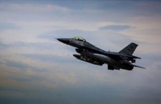 Siirt'te 5 PKK/KCK'lı terörist hava harekatıyla...
