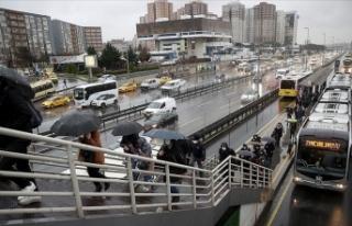 İstanbul'da kısıtlamanın sona ermesinin ardından...