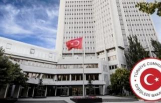 İtalya'nın Ankara Büyükelçisi Dışişleri...