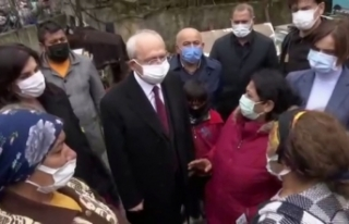 """Kılıçdaroğlu'na """"İBB yardımlarda bizi ayırıyor""""..."""