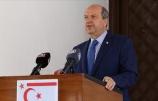 KKTC Cumhurbaşkanı Tatar: Bizim istediğimiz, Kıbrıs...
