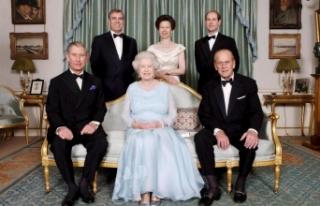 Kraliçe II. Elizabeth, Prens Philip'in ölümünden...
