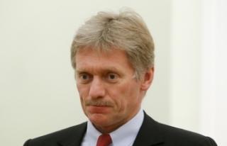 """Kremlin Sözcüsü Peskov: """"Donbass'ta çatışmaların..."""