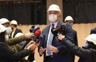 Kültür ve Turizm Bakanı Ersoy: AKM dünyadaki en...