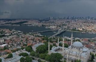 Marmara Bölgesi'nin kuzey ve doğusunda çok...
