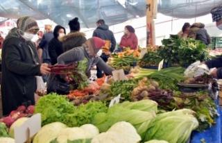 Mart ayında en çok karnabaharın fiyatı arttı