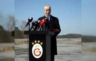 "Mustafa Cengiz: ""Galatasaray'ın ayağa kalkması..."