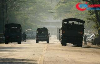 Myanmar'da bazı etnik silahlı grupların cuntaya...