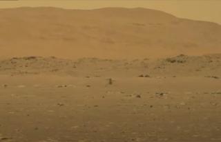 NASA, Mars'a Perseverance göreviyle gönderdiği...