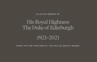 Prens Harry ve Meghan Markle'dan Prens Philip için...