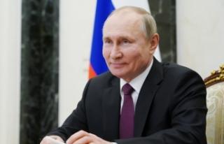 Putin, yeniden Devlet Başkanı adayı olabilmesinin...