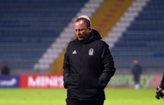 """Sergen Yalçın: """"10 tane maçımız var ve avantajlı..."""