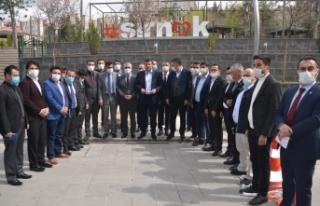 Şırnak'ta STK'lar, bildiriye imza atan emekli...