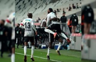 Süper Lig: Beşiktaş: 3 - Aytemiz Alanyaspor: 0...
