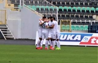 Süper Lig: Denizlispor: 1 - Kasımpaşa: 1 (Maç...