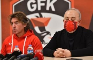 Süper Lig ekibi Gaziantep'in asbaşkanı Özmen:...