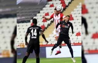 Süper Lig: FT Antalyaspor: 2 - DG Sivasspor: 4 (Maç...