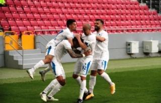 Süper Lig: Gençlerbirliği: 1 - BB Erzurumspor:...