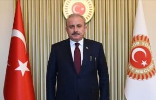 TBMM Başkanı Şentop: Kosova Türklerinin, Kosova...