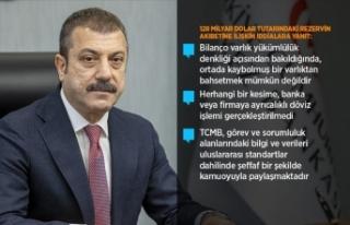 TCMB Başkanı Kavcıoğlu: Döviz işlemleri o günkü...
