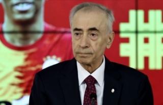 TFF Tahkim Kurulu, Mustafa Cengiz'in cezasını...