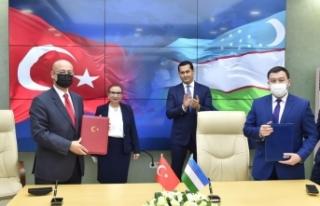 """""""Türkiye'nin Özbekistan'daki yatırımları..."""