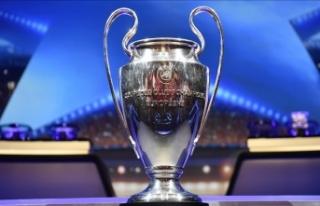 UEFA Şampiyonlar Ligi kupası, 21 Nisan'da İstanbul'a...
