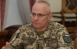 """Ukrayna Genelkurmay Başkanlığı: """"Saldırı..."""