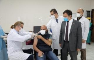 Yerli aşının Faz-2 çalışmalarında sona gelindi