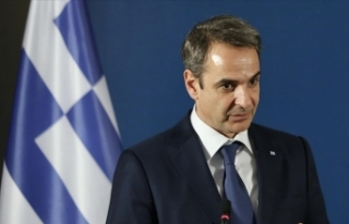 Yunanistan deniz yetki alanlarının belirlenmesi...