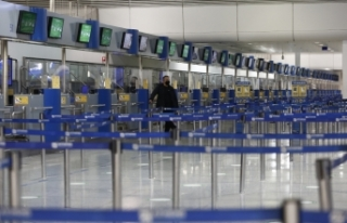 Yunanistan, uluslararası uçuşlardaki kısıtlamaları...