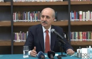 "AK Parti Genel Başkanvekili Kurtulmuş: ""Siyonist..."