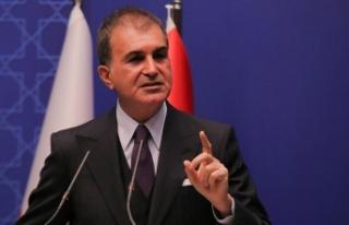 AK Parti Sözcüsü Çelik'ten İYİ Parti Genel...